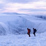 Northern Corries & walkers, Cairngorms National Park